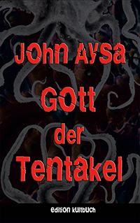 Gott der Tentakel - Print-Cover