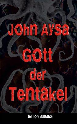 Cover: Gott der Tentakel