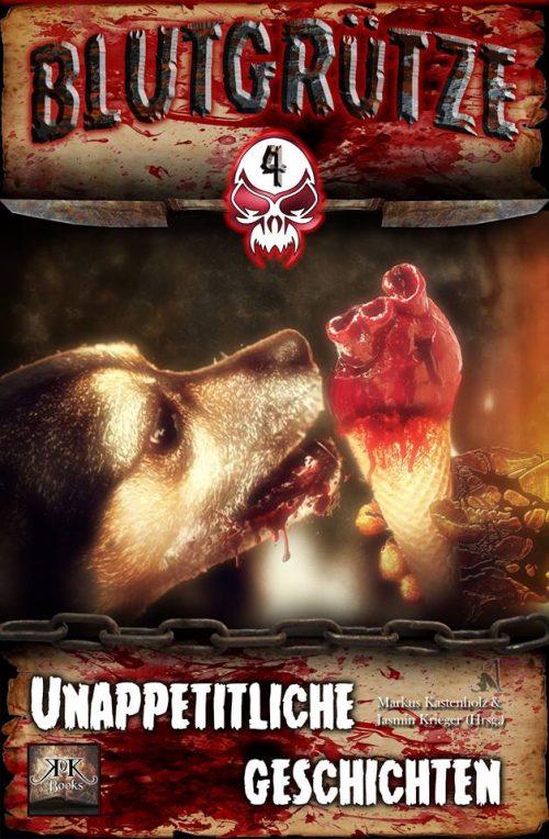 Cover: Blutgruetze 4