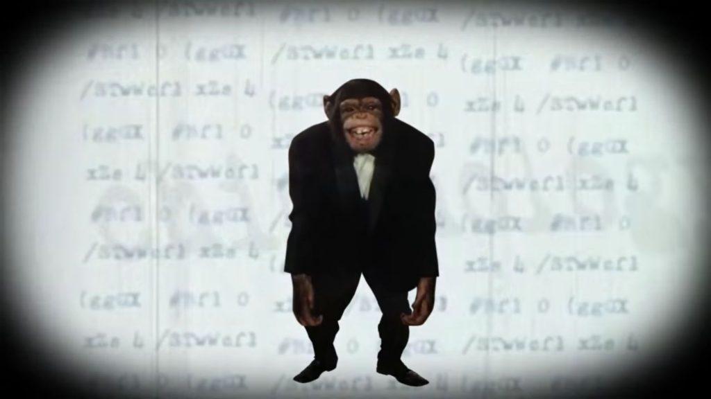 Screenshot Video Chimpnology