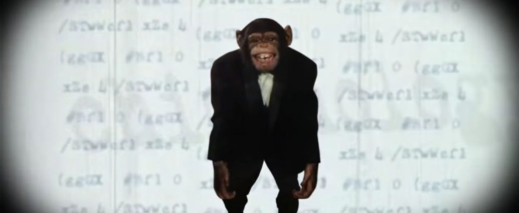 Screenshot Video Chimpnology