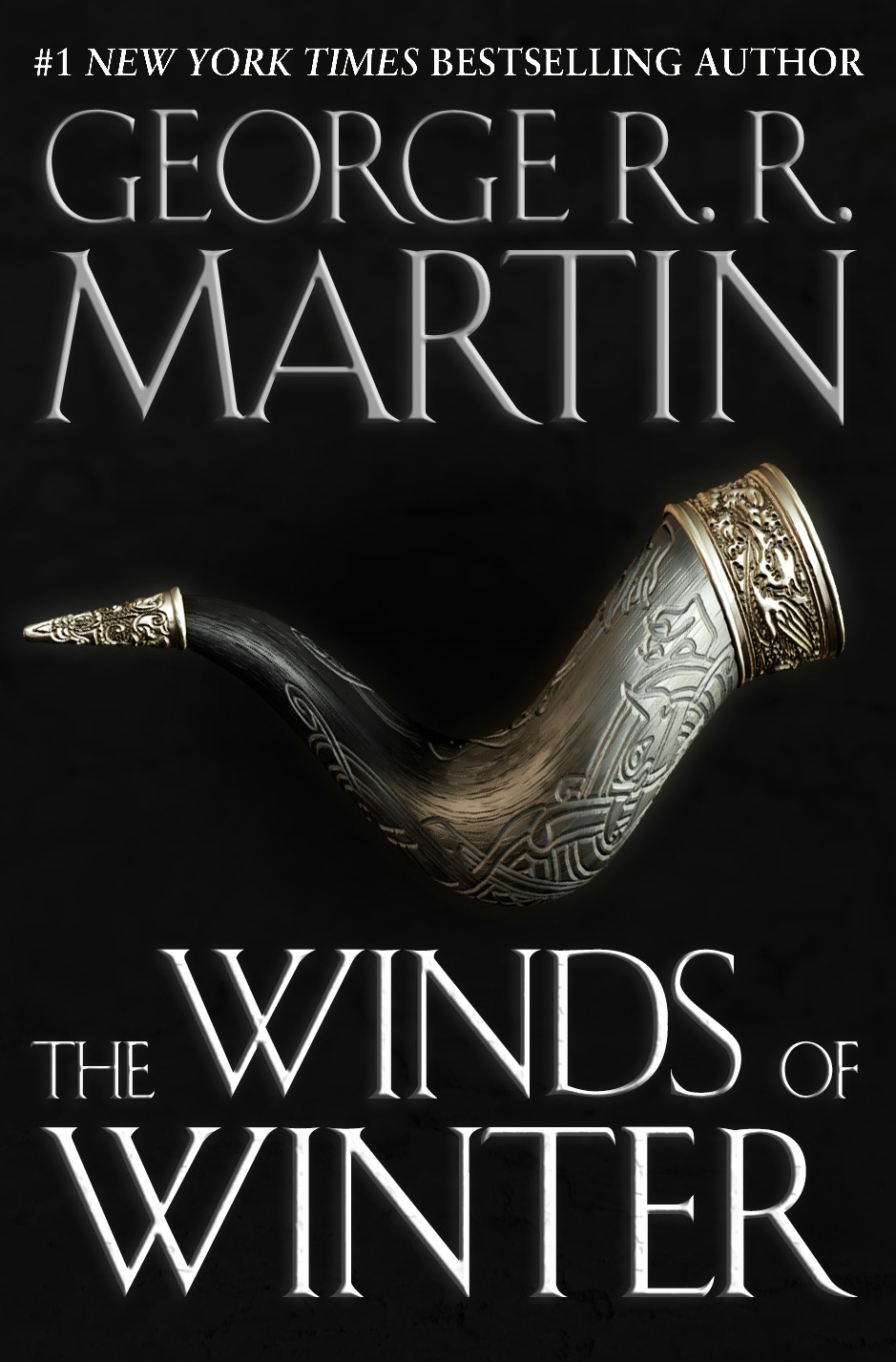 Cover GRRM: The Winds of Winter