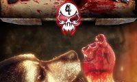 Cover Ausschnitt Blutgrütze 4: Master and fucking Commander