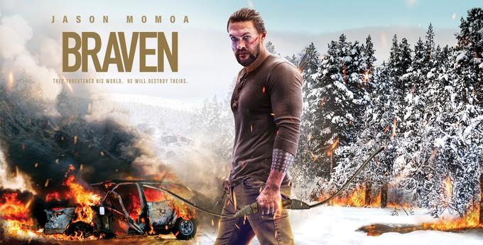 [TRAILER]: Braven (Jason Momoa Action)