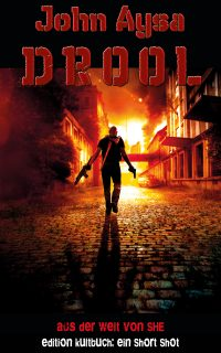 Cover: John Aysa: Drool