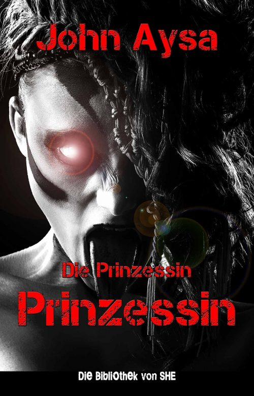 Cover: John Aysa: Prinzessin 1 - Die Prinzessin