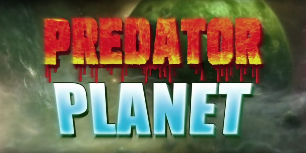 Screenshot: Predator Planet