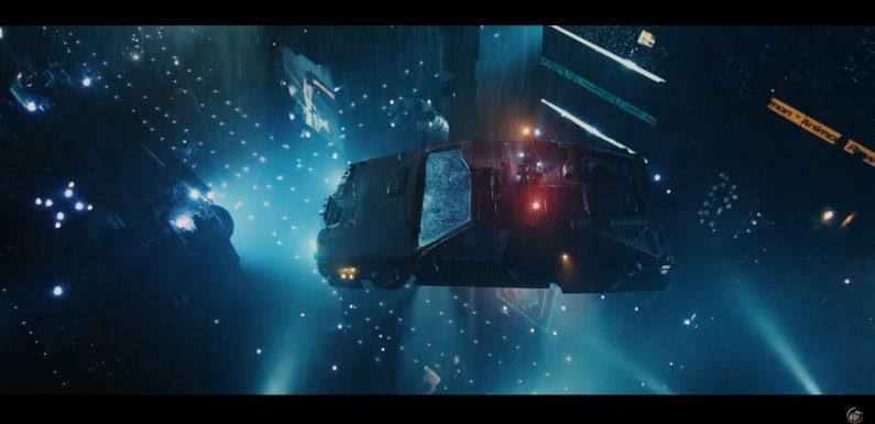 [TRAILER]: Slice of Life – Inspiration Blade Runner