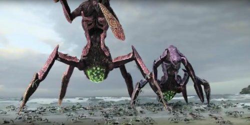 Screenshot: Atlantic Rim: Resurrection