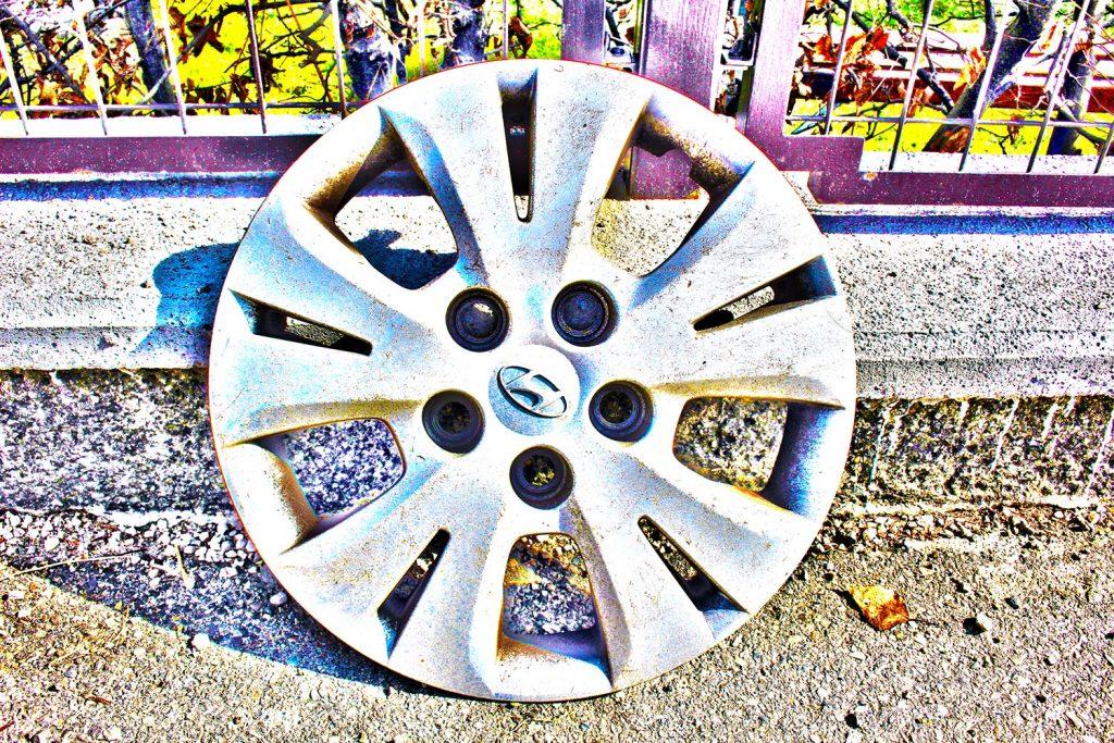 Eigenes Foto: Drehung des Rades