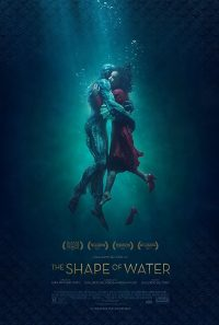 Movie-Poster: The Shape of Water
