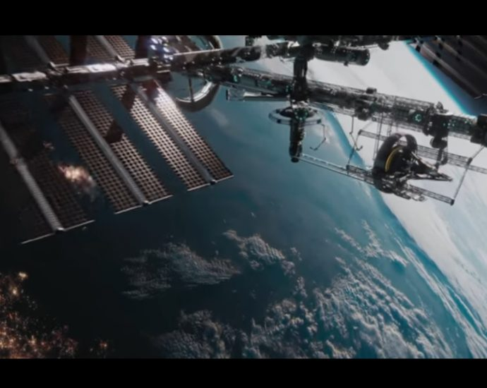 Screenshot: SF-Kurzfilm FTL