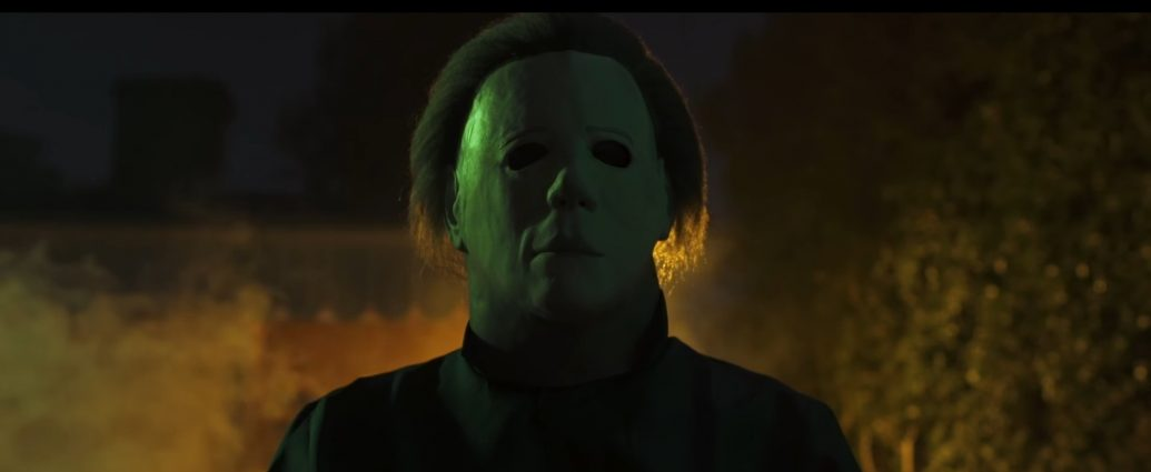 Screenshot: He Waits (Halloween Parodie)