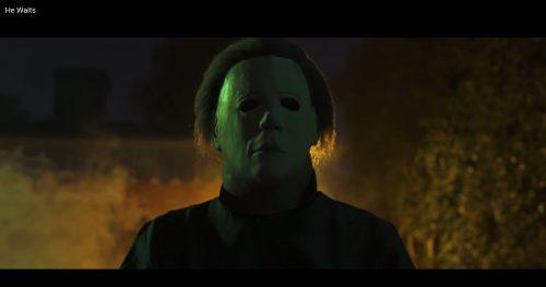 Screenshot: He Waits (Halloween Parodie)