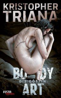 Cover Festa Verlag: Christopher Triana: Body Art