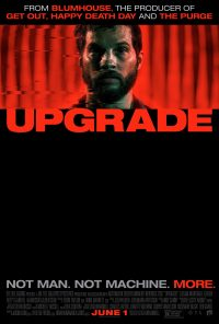 Filmposter: Upgrade