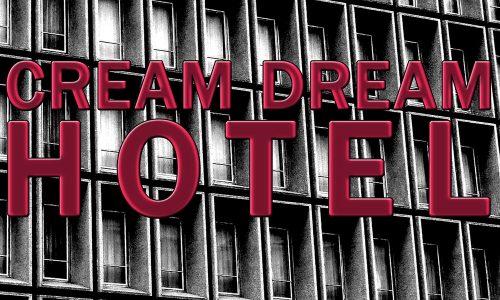 Ausschnitt Cover: John Aysa: Cream Dream Hotel