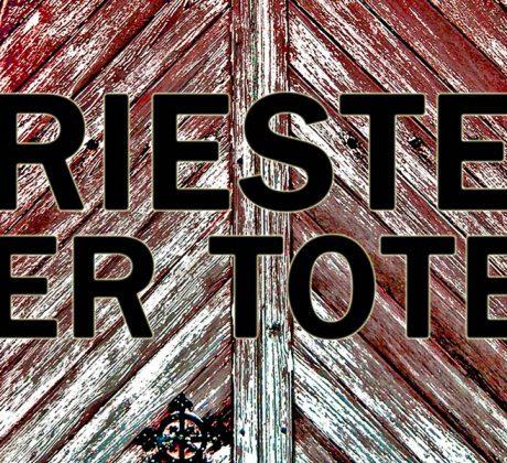 Ausschnitt Cover: John Aysa: Priester der Toten