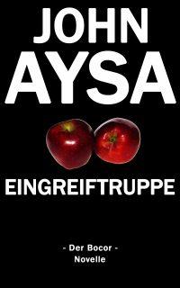Cover: John Aysa: Eingreiftruppe