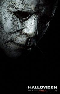 Movie Poster: Halloween; 2018