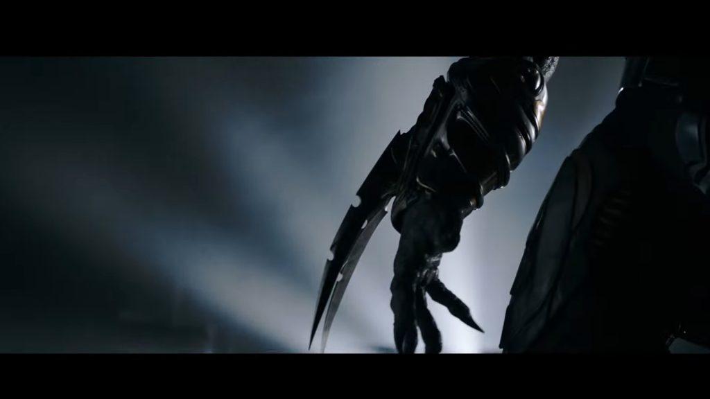 Screenshot: The Predator