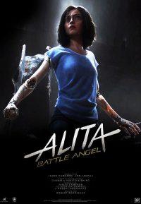 Movie Poster: Alita Battle Angel