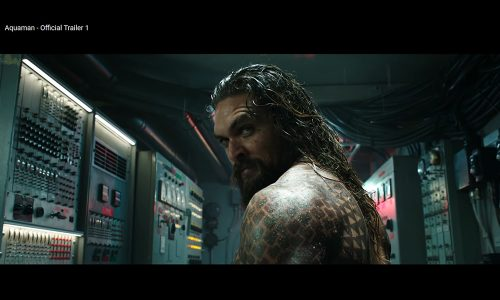Screenshot: Aquaman