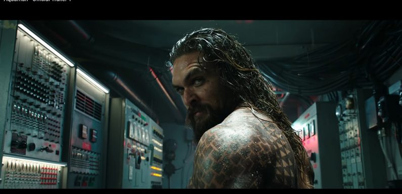 [TRAILER]: Aquaman