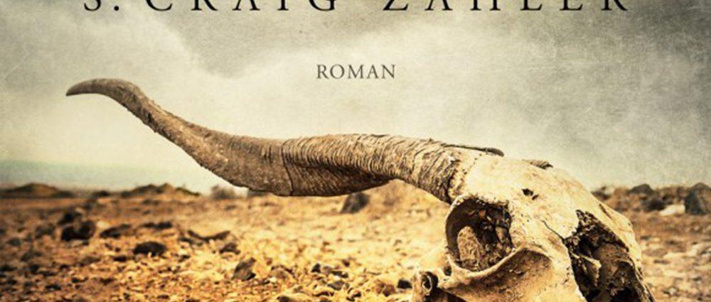 Ausschnitt Cover: Luzifer Verlag: S. Craig Zahler: Wie Schatten über totem Land