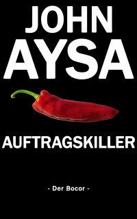 08/18 - Cover: John Aysa: Auftragskiller