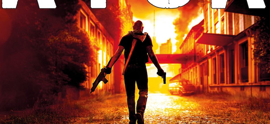 Ausschnitt Cover: John Aysa: Drool