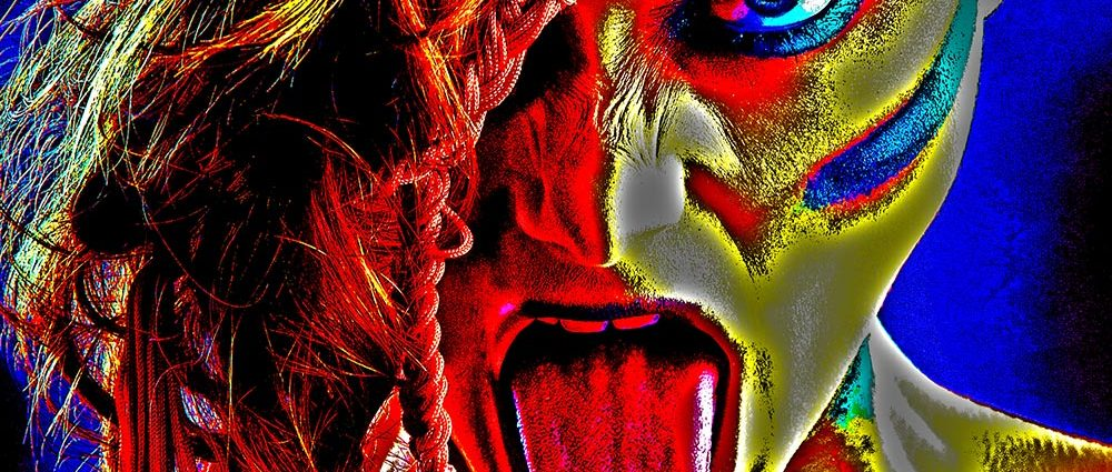 Ausschnitt Cover (Mockup): John Aysa: Prinzessin - Killer Ich
