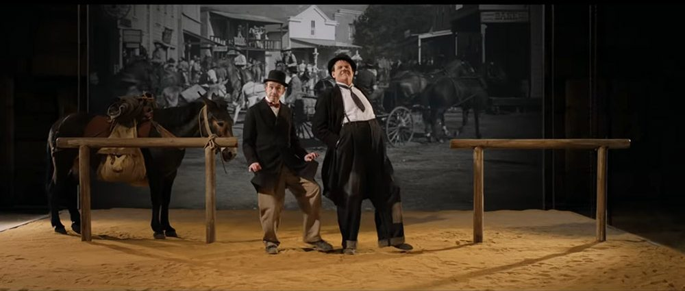 Screenshot: Stan & Ollie
