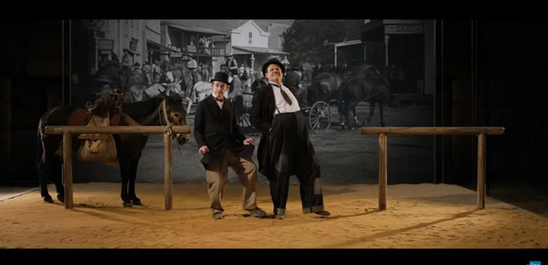 [TRAILER]: Stan & Ollie
