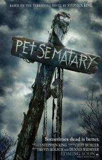 Movie Poster: Pet Sematary (2019)
