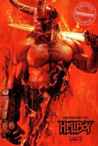 Hellboy 2019 - Poste 01