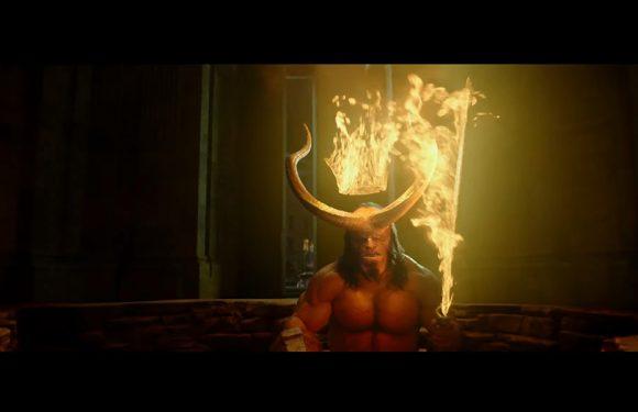 [TRAILER]: Hellboy (2019)