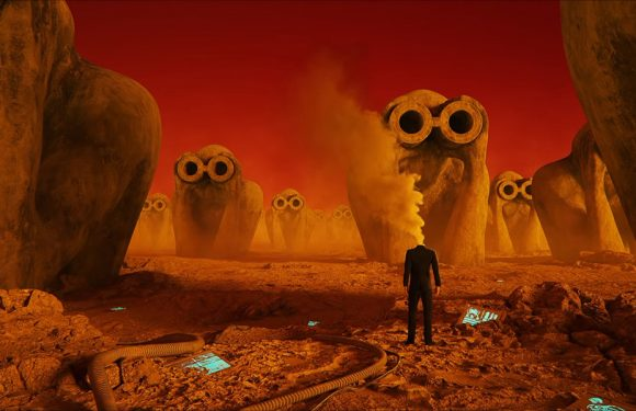 [MUSIC VIDEO]: Jean Michel Jarre: Robots don't cry