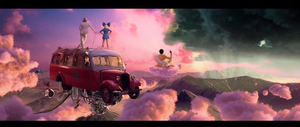 Screenshot: LSD: Thunderclouds