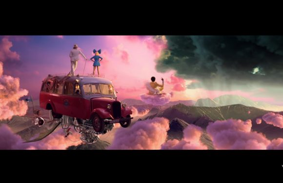 [VIDEO]: LSD: Thunderclouds