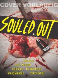 vorläufiges Cover: Souled Out, Savage Types Verlag