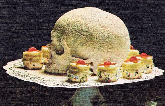[NOSTALGIE-SONNTAG]: Cover: Ein Totenschädel aus Zucker