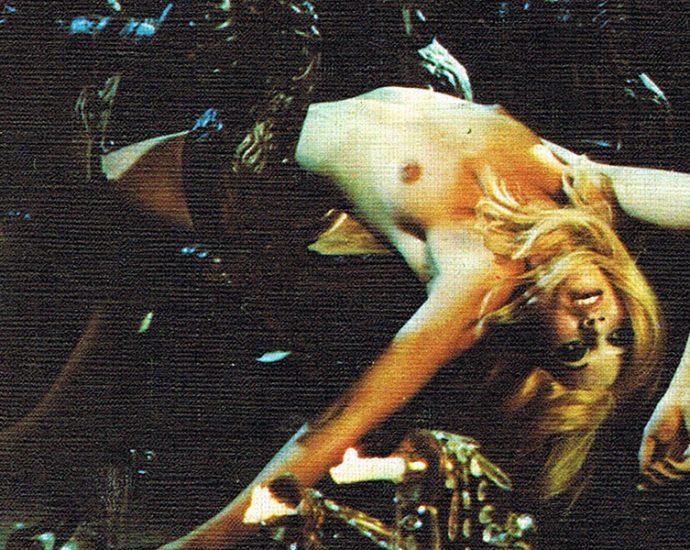 Ausschnitt Cover: Richard Matheson: Höllenhaus