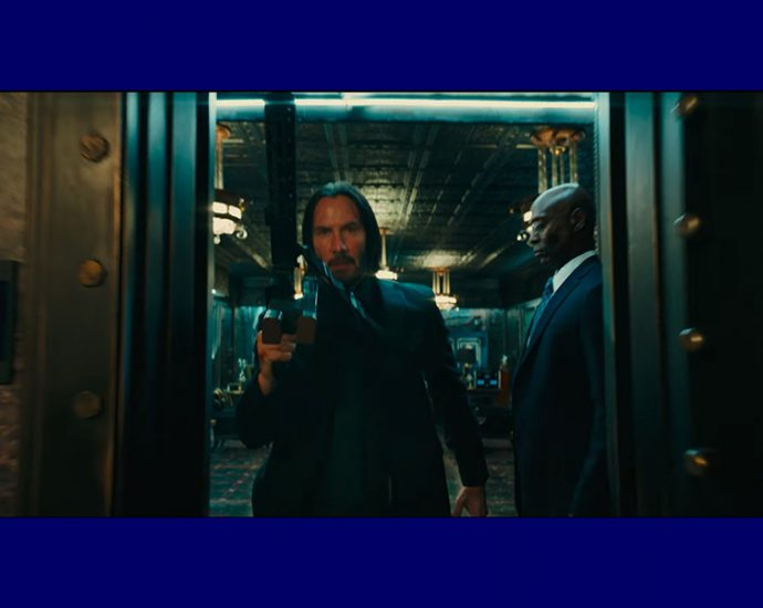 Screenshot: John Wick 3