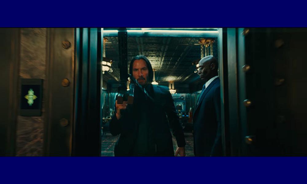 Screenshot: John Wick 3