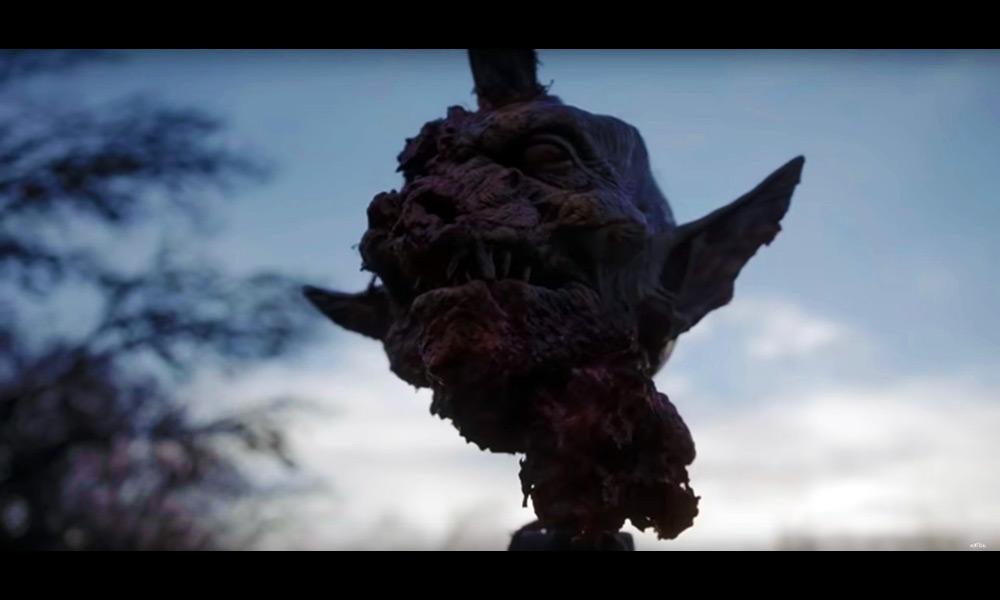 Screenshot: The Head Hunter