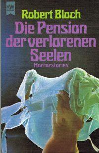 Cover: Robert Bloch: Pension der verlorenen Seelen