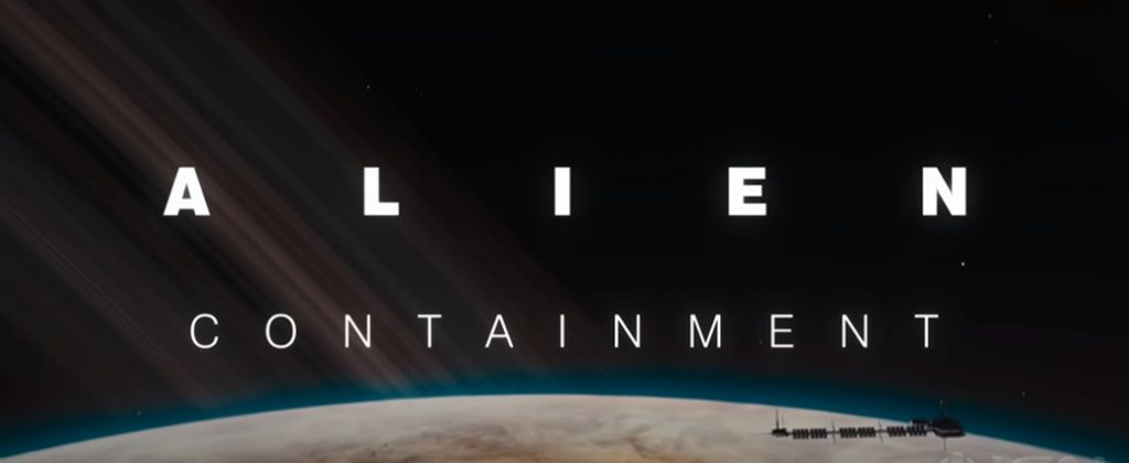 Header: Alien Containment