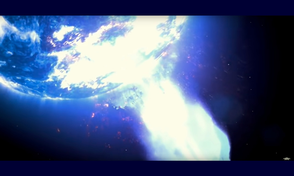 Screenshot: Timelapse of the Future
