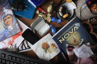 Foto (c) Kristina Schwartz - ihr eigener Schreibtisch
